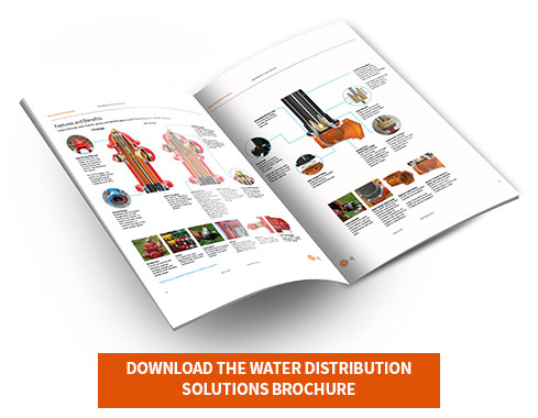 Download the Water Distribution Solutions brochure